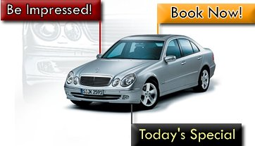 Chauffeur Car Hire London - LTW