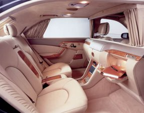 LTW London : Chauffeur Driven Prestige Cars